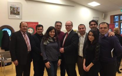 Ali Şimşek'ten 150 katılımlı etkinlik