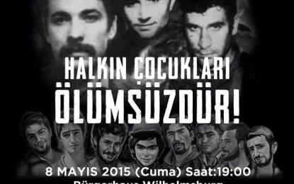 """HAAK-BİR'den """"68'den Gezi Direnişine""""etkinliğe çağrı!"""