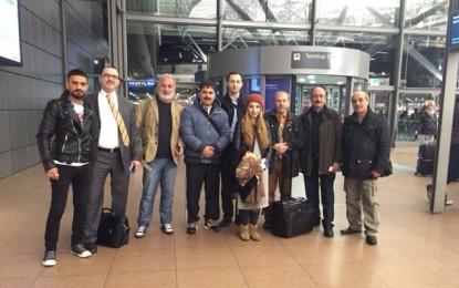 HTBB Üyeleri İstanbul'a uçtu