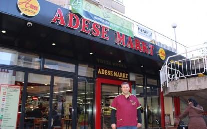 """SINIRLARI KALDIRAN MARKET: """"ADESE MARKT"""""""