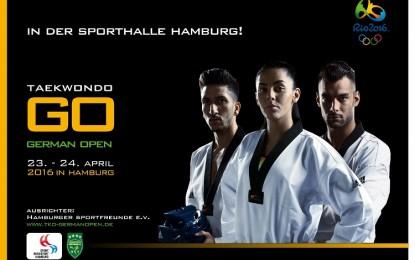 Alman Tekvandosunun Türk Şampiyonları Hamburg'a geliyor!