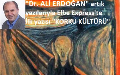 """Sinir, Ruh ve Psikolojik hastalıklar Uzmanı """"Dr. Ali Erdoğan"""" artık yazılarıyla Elbe Express'te…"""