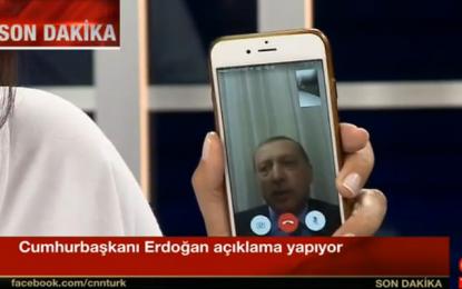 Erdoğan'dan Iphone boykotu…