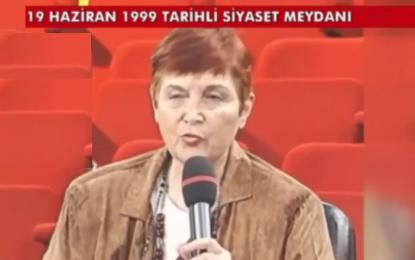 Türkan Saylan 17 yıl önce FETÖ'yü böyle anlatmıştı! İZLE