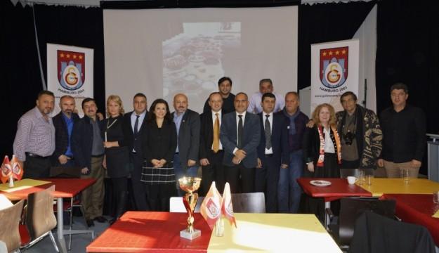 Hamburg Cumhuriyet Kupasında gruplar belli oldu!