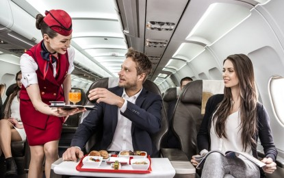 Atlasglobal ile Business Class´ta 399 Euro Uçun…