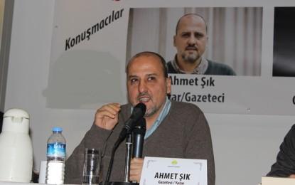 Ahmet Şık'dan HDP ve PKK'ya sert eleştiriler!