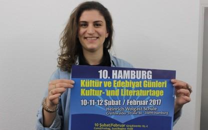 """DİDF Kültür ve Edebiyat Günlerini genç Başkan """"Dilan Baran"""" anlattı"""
