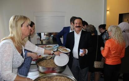 Galatasaray Pilavından yiyenlerin yüzde 25'i Galatasaraylı oldu!