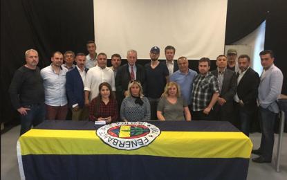 Hamburg Fenerbahçeliler Genel Kurul yaptı ama tartışmalar sürüyor… Başkan Mustafa Çömlek Elbe Express'e konuştu!