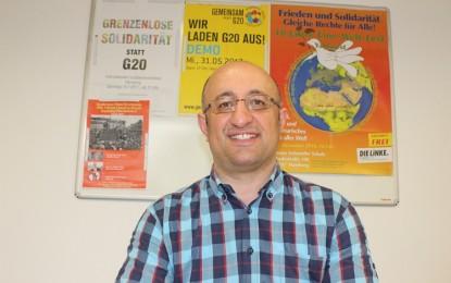 Sol Parti Milletvekili Mehmet Yıldız Elbe Express'e konuştu! Neden G20'ye karşı çıkıyor? İZLE