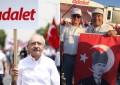 Kılıçdaroğlu'ndan Hakkı Keskin'e Adalet Mektubu