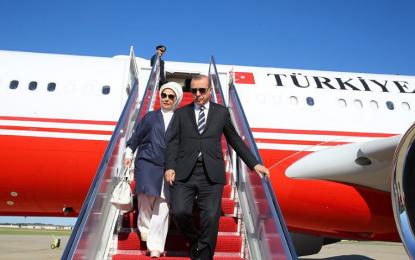 Erdoğan bugün Hamburg'a geliyor