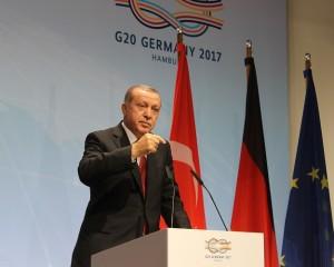 Erdoğan'dan Demirtaş'a çok sert sözler! İZLE