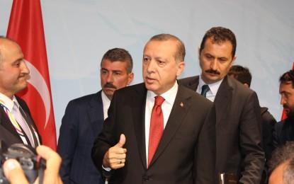Erdoğan için Yazlık Saray geliyor…