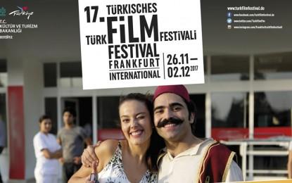 17. Frankfurt Türk Film Festivali başlıyor! Ünlü oyuncular Frankfurt'a akın ediyor…
