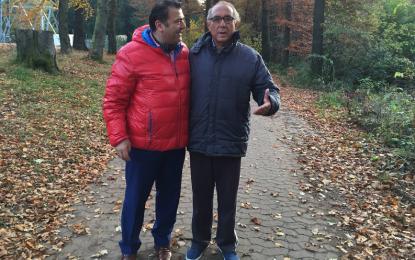 CHP Hamburg Başkanı Coşkun Coştur'dan Ataol Behramoğlu'na Destek! ÖZEL RÖPORTAJ
