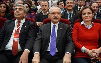 CHP İstanbul'da Kadın Devrimi!