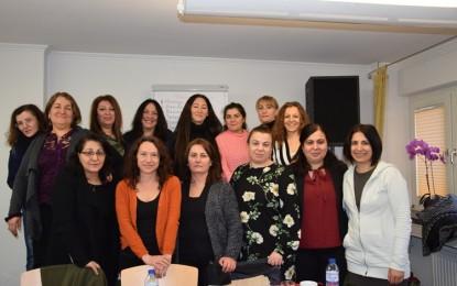 Hamburglu Göçmen Kadınlarda Yeni Yönetim Seçildi!