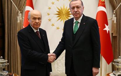 Tayyip ile Bahçeli baskın seçim için anlaştı