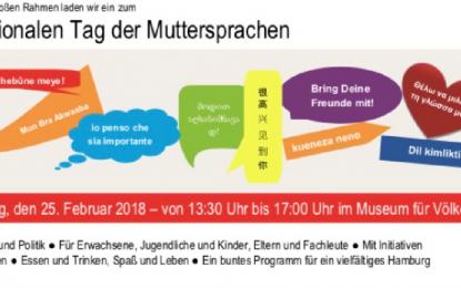 Internationaler Tag der Muttersprachen