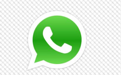 WhatsApp'da para transferi!