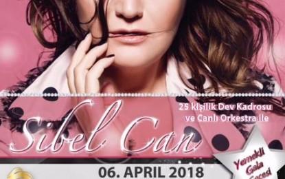 Hamburg'da Sibel Can Konseri!