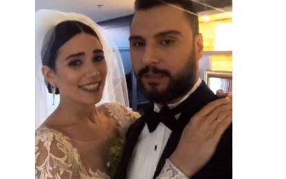 Alişan sonunda evlendi!