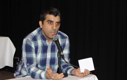 """Murat Kaplan, Elbe Express'e konuştu: """"TGH'nın Olağanüstü Kongresi Sonbahar'da !"""