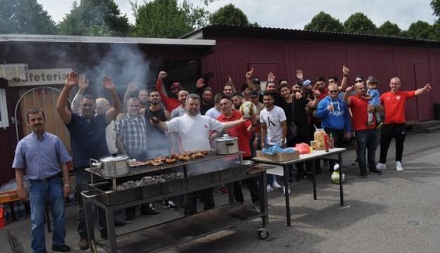 İnter Eidelstedt ikinciliğini kutladı