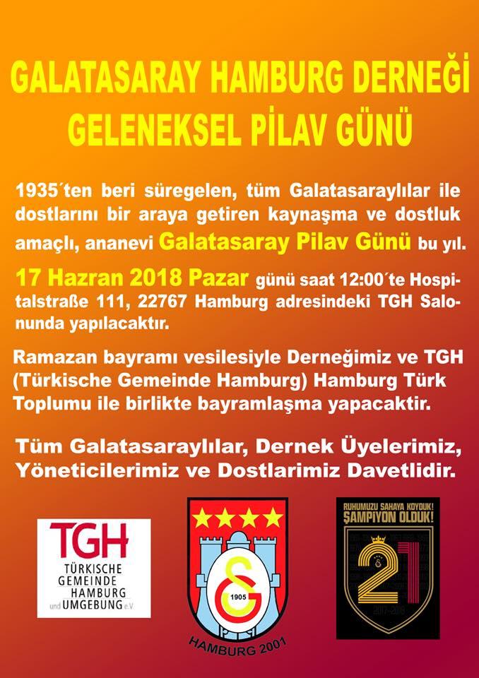 Bayram TGH mit GS 2018