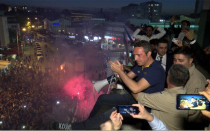 Fenerbahçe'de Ali Koç devrimi…