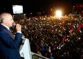 İşte Erdoğan'ın balkon konuşması!
