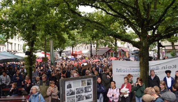 Hamburglular, NSU Kararını protesto etti!