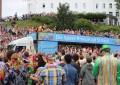 Hamburg Schlagermove Festivalinde renkli görüntüler! İZLE