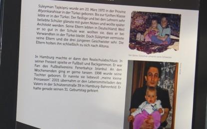Hamburg Parlamentosu, NSU Kurbanı Taşköprü'nün ailesinden özür diledi!