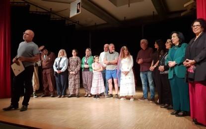 Asmin'den Muhteşem Tiyatro Gösterisi