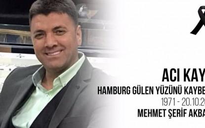 Mehmet Şerif Akbana vefat etti!