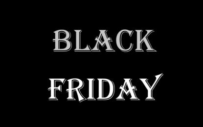 Black Friday çılgınlığı…