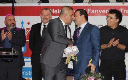 """Hamburg Karadenizliler Gecesinde """"Şampiyon Trabzonspor"""" Damgası! İZLE"""