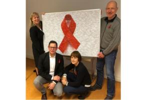 Welt-AIDS-Tag 2018: Tausendmal gegen Diskriminierung