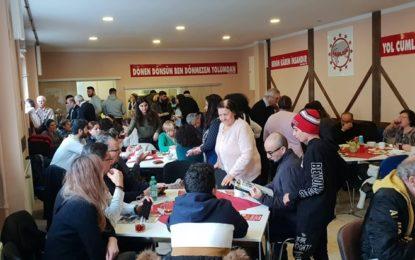 HAAK'BİR'liler 2018'e kahvaltı ile veda ettiler!