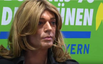 Alman Milletvekili cinsiyet değiştirip kadın oldu!
