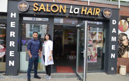 Lurup Salon La HAIR ile güzelleşiyor