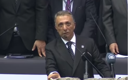 İşte Beşiktaş'ın yeni başkanı!