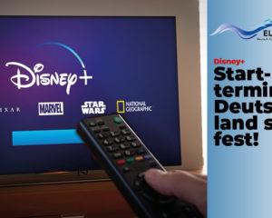 Disney+ in Deutschland: Starttermin steht fest!