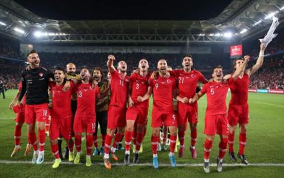 Türkiye, EURO 2020 biletini kaptı!