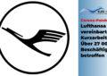 Lufthansa vereinbart Kurzarbeit